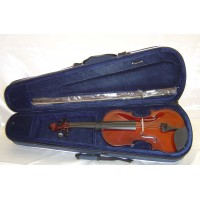 Stephanelli Violin Outfit with Deluxe Case 1/4 size