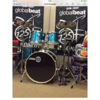 Dixon full size drum kit