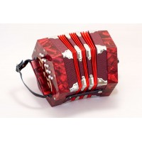 Stephanelli 20 Note Concertina